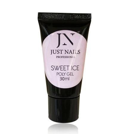 JUSTNAILS Polygel - Sweet Ice 30ml