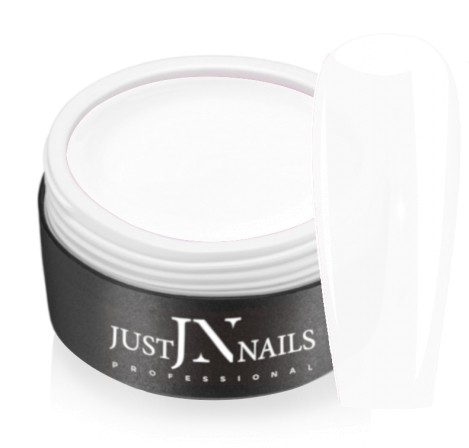 JUSTNAILS Premium French Babyboomer Cover - Milky White
