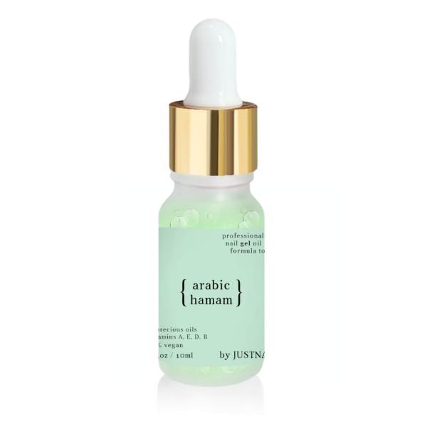 JUSTNAILS Premium Protect GEL Nail Oil - Arabic Hamam 10ml