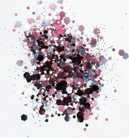 JUSTNAILS Glitter Teona