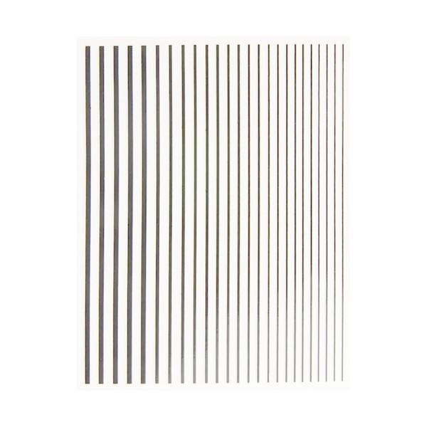 Flexible Stripes Set silber