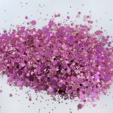 JUSTNAILS Glitter Araya