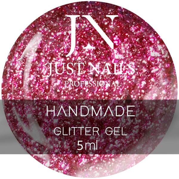 JUSTNAILS Handmade - Chrome Effect Gel