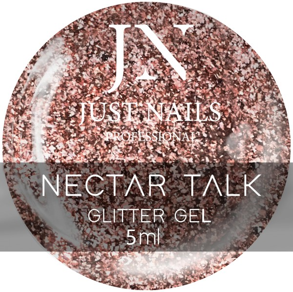 JUSTNAILS Farbgel Nectar Talk - Chrome Effect Gel