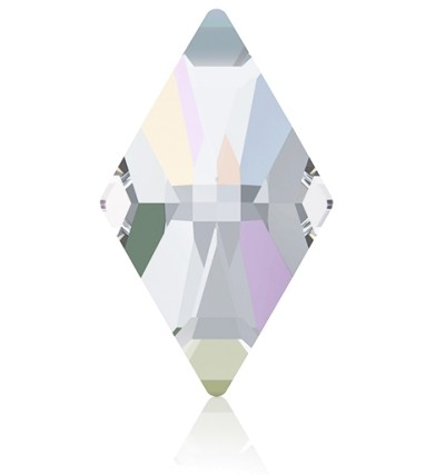 Swarovski® Rhombus Crystal AB