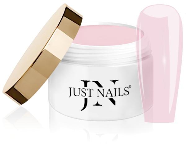 JUSTNAILS 1- Phasen-Gel Premium LUX Sculpe Milky Rose