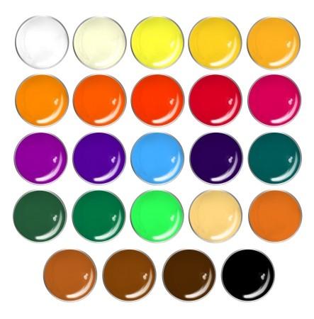 Premium Acrylmalfarben SET 24 x 12ml