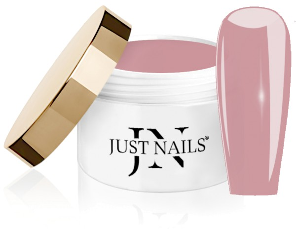 JUSTNAILS High Class Cover - Powder Nude