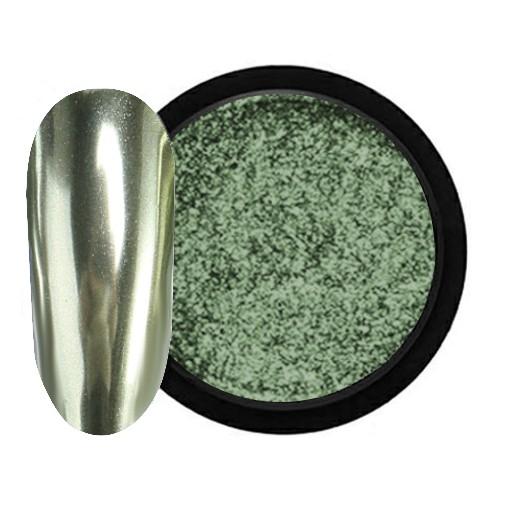 JUSTNAILS Mirror-Glow Nagel Pigment - Charmer