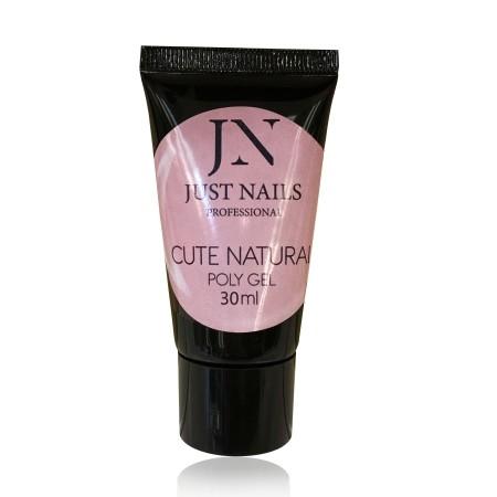 JUSTNAILS Polygel - Cute Natural 30ml