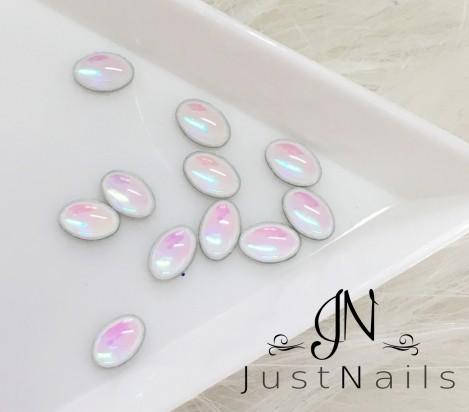 JUSTNAILS Opal Oval Shape