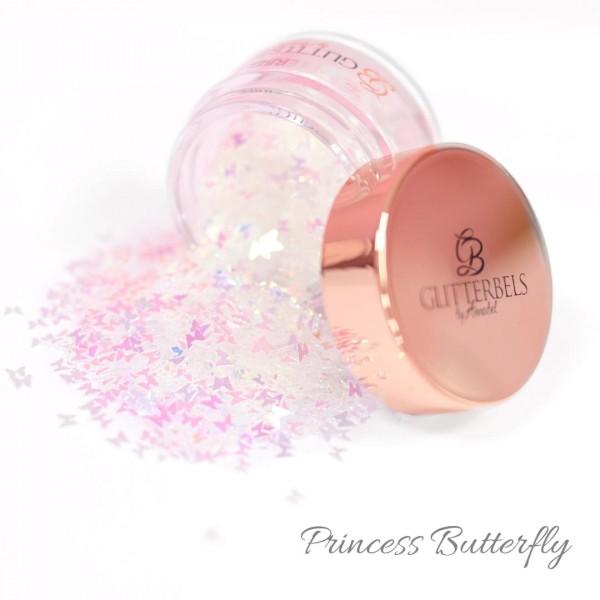 GLITTERBELS Loose Glitter Powder - Princess Butterfly