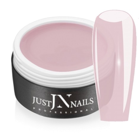 JUSTNAILS Fibre Glace - GLAM Milky Rosé