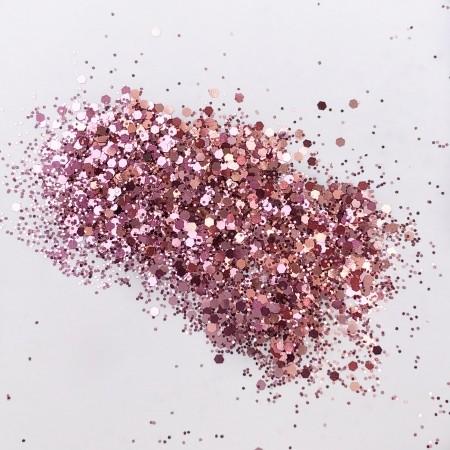 JUSTNAILS Glitter Vika