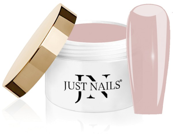 JUSTNAILS Cover Fibre Glace - Ivory Glow