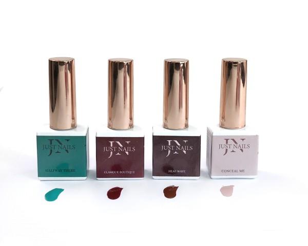 JUSTNAILS Flexi Colour - Conceal me - Polish Shellac Soak-off Gel 12ml
