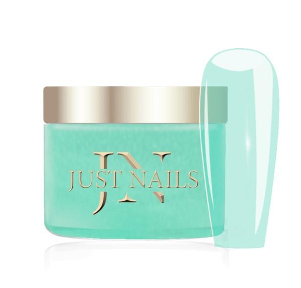 JUSTNAILS Premium Acryl Pulver - TRANSP. CLOUD HOUR 12g