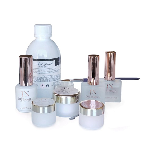 JUSTNAILS Premium Acryl Starter-Set small